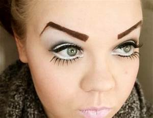 Ugly Makeup Trends That Need to Die.