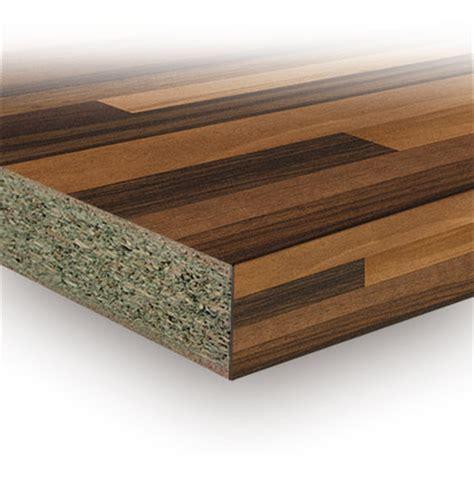 plan de travail stratifie chant droit sur mesure hue socoda n 233 goces bois panneaux