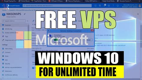 Get started with a $100 credit. FREE VPS server Windows RDP 2020 LATEST WORKING METHOD ...