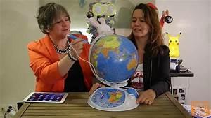 Globe Interactif Clementoni : on a test le super globe terrestre interactif exploraglobe de clementoni youtube ~ Medecine-chirurgie-esthetiques.com Avis de Voitures