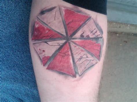 umbrella corp tattoos