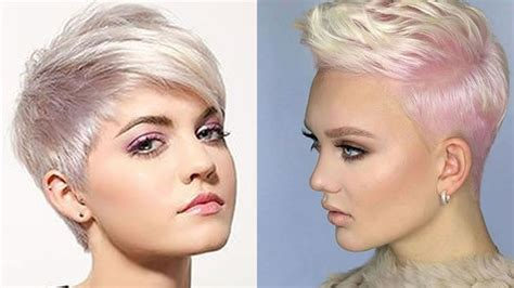 Trend Short Haircuts For 2018-2019 Best Pixie Hair Ideas