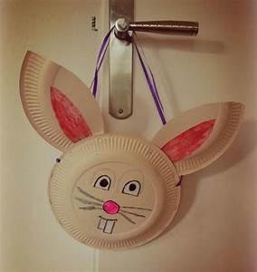 Bricolage De Paques Panier : bricolage de p ques panier lapin id es et conseils ~ Melissatoandfro.com Idées de Décoration