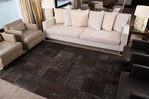 Tapis Deco Salon : taille tapis salon cuisine naturelle ~ Teatrodelosmanantiales.com Idées de Décoration