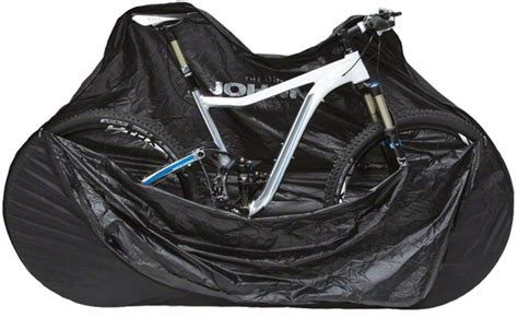 White Lightning Bike Johnny Bicycle Cover