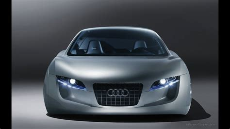 Audi Rsq I Robot Car