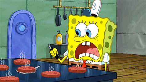 spongebob cuisine spongebob squarepants quot infiltration achieved