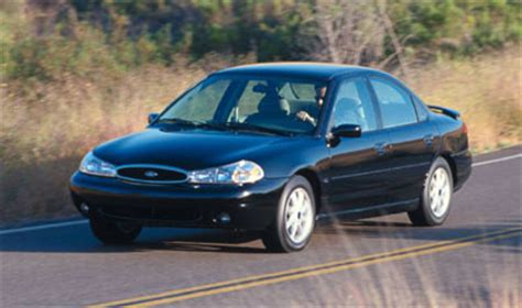 ford contour review