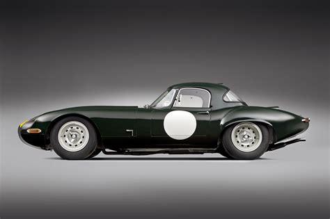 jaguar  type lightweight previously sold fiskens