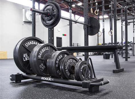 rogue horizontal plate rack  bumper storage rogue fitness