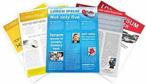 newsletter templates features smiletemplatescom With quarkxpress templates free