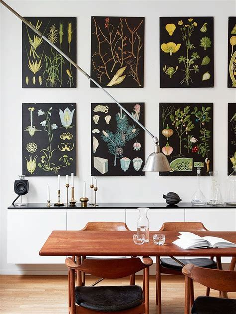 We believe that how to decorate a dining room wall exactly should look like in the picture. 16 Large Wall Art Ideas to Fill Those Blank Spaces   Dining room wall art, Dining room wall ...