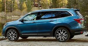 2020 Honda Pilot Hybrid, Changes, Interior - 2019 and 2020