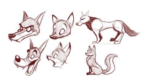 cartoon animals  draw
