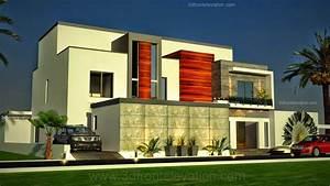 3D Front Elevation.com: Dubai Arabian Modern Contemporary ...