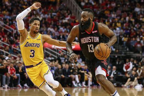 32+ Houston Rockets Vs Lakers Logo Background