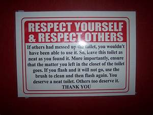 Information about Funny Toilet Flush Signs - yousense info