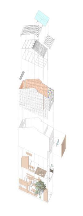 images  exploded axonometric architectural