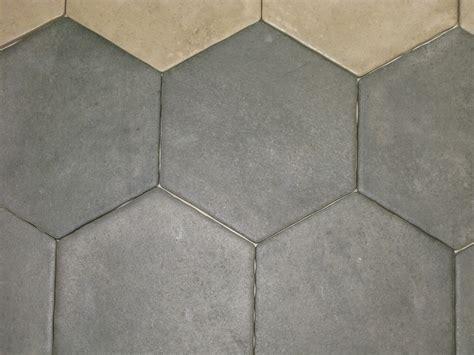 carrelage hexagonal sol et mur 15x15 cement durstone