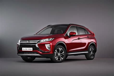 The sporty suv that's ready for action. MITSUBISHI Eclipse Cross specs & photos - 2017, 2018, 2019 ...