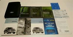 2011 Ford Expedition Navigation Owners Manual King Ranch