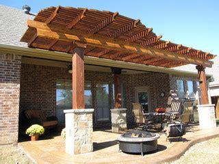 pergola keller tx traditional patio dallas by
