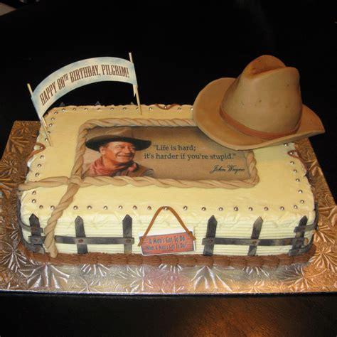 john wayne theme cakes casasosagalleryjohnwaynecake