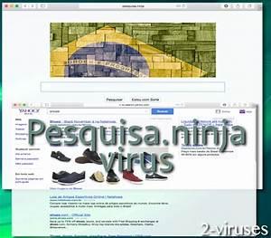 Pesquisa Ninja Virus - How To Remove
