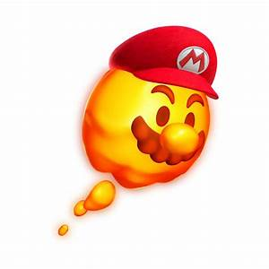 First Look At The Capture Bubble In Super Mario Odyssey