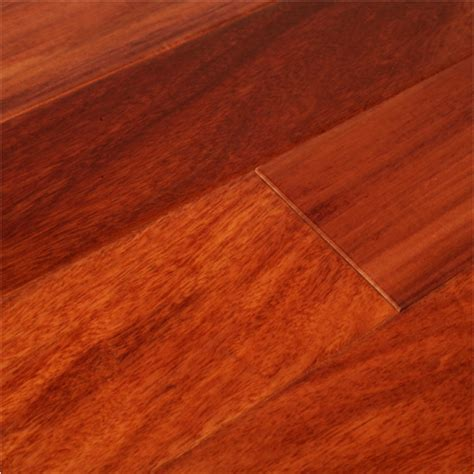 santos mahogany 3 4 quot x 5 quot x 1 6 39 clear smooth prefinished flooring fantastic floor