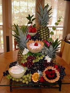 Wedding buffet table decoration | Fruit Table Displays ...