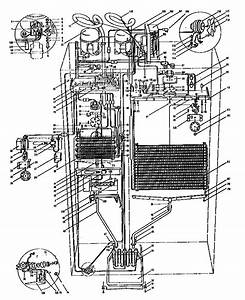 Model 542 System View Diagram  U0026 Parts List For Model 542