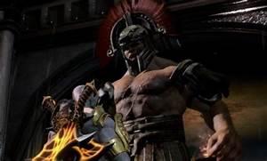 Pin Gow3 Kratos Vs Hercules You Earn The Nemean Cestus on ...