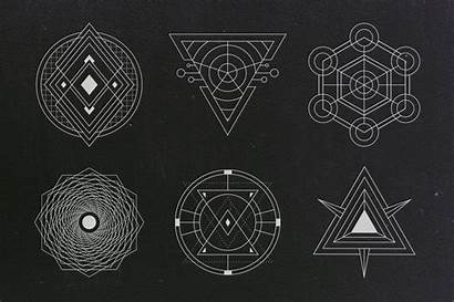 Geometric Sacred Vector Vectors Geometry Graphic Tattoo