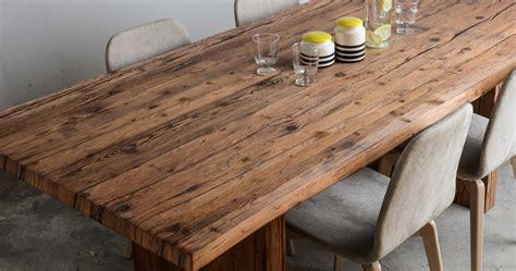 designer holztische wood tables altholztische
