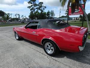 Used 1971 Ford Mustang Convertible For Sale ($18,900) | Rose Motorsports, Inc. Stock #2376