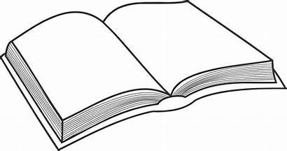 Clipart Clip Vector Books Open Library Royalty