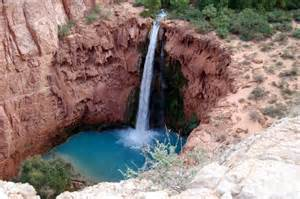 Mooney Havasu Canyon Falls