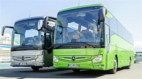 mercedes benz tourismo  luxury bus youtube
