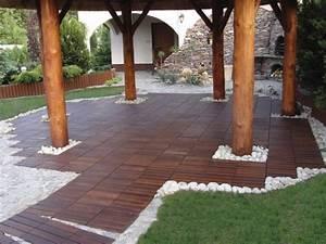 Parquet e pavimenti in legno per giardino e terrazzo Color Design