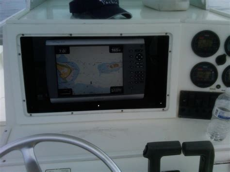 Acrylic Boat Dash by Pics Of Acylic Dash Panels The Hull Boating And