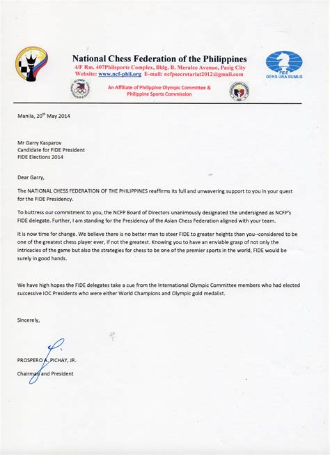 National Chess Federation Of The Philippines Reaffirms. Current Curriculum Vitae In English. Joining Letter Template Word. Simple Cover Letter Sample Pdf. Bsp Application For Employment Form. Curriculum Vitae Europeo Tipo Di Impiego. Free Resume Builder Reviews 2018. Curriculum Vitae Commerciale Esempio. Letter Resignation Part Time Job