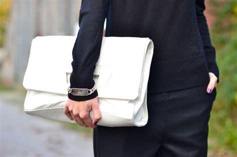 white clutch bag  fashion bags