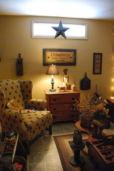 Primitive Decorating Ideas For Living Room by Primitive Living Room Flickr Living Room