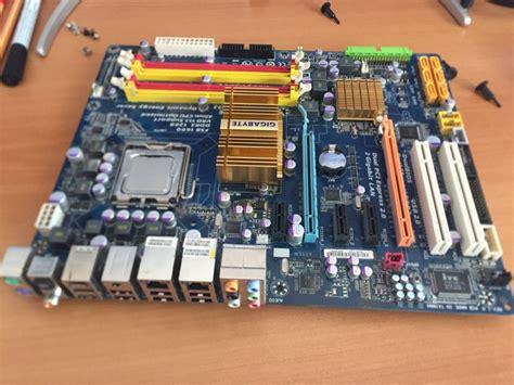 Gigabyte GA-EP45-DS3 + Intel Core 2 Quad Processor Q9450