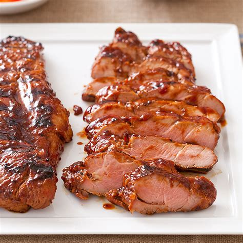 Chinesestyle Glazed Pork Tenderloin  Cook's Country