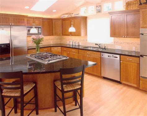 examples  black kitchen cabinets video