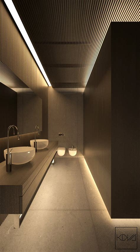 Modern Minimalist Bathroom Lighting by View Picture Gallery Of Wh1 House Az In 2019