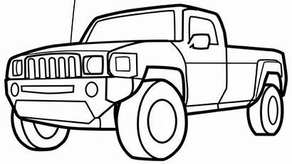 Chevy Coloring Truck Pages Printable Pickup Getcolorings