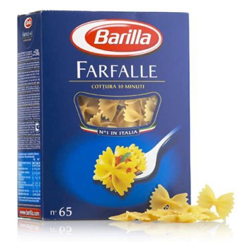 Barilla Farfalle N65